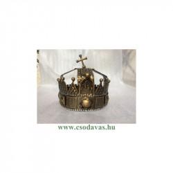 Kovácsoltvas  mennyezeti (pince) lámpa -szőlő mintával 0001