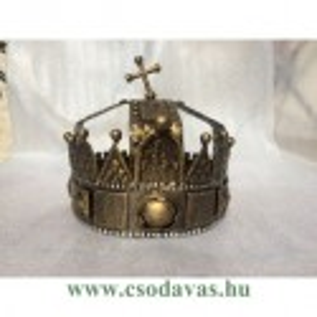 Kovácsoltvas Szent korona stilizáció 0002.